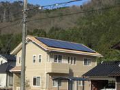 T様邸太陽光発電システム工事