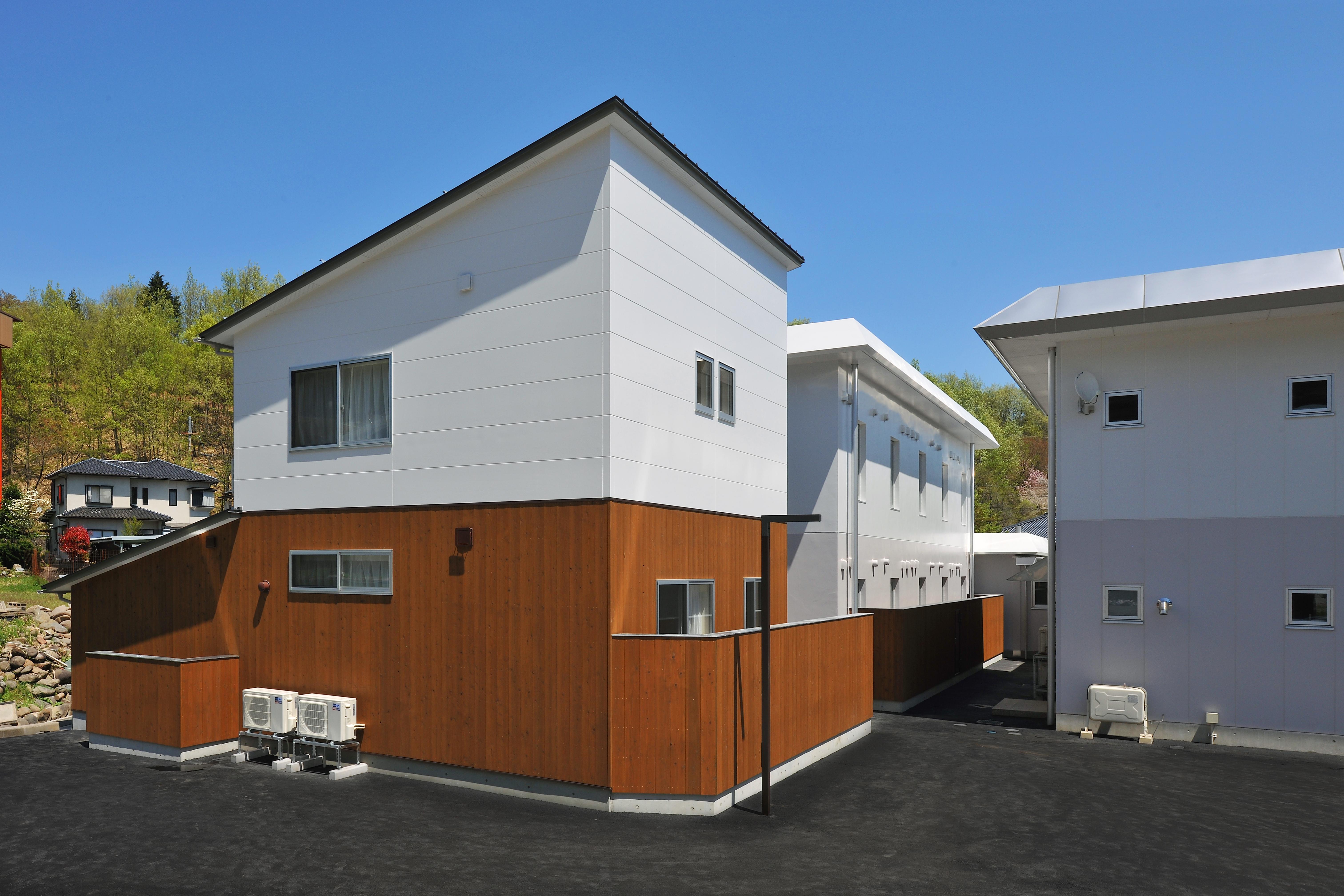 ピュアホテル増築工事及びピュアホテル倉庫改修工事