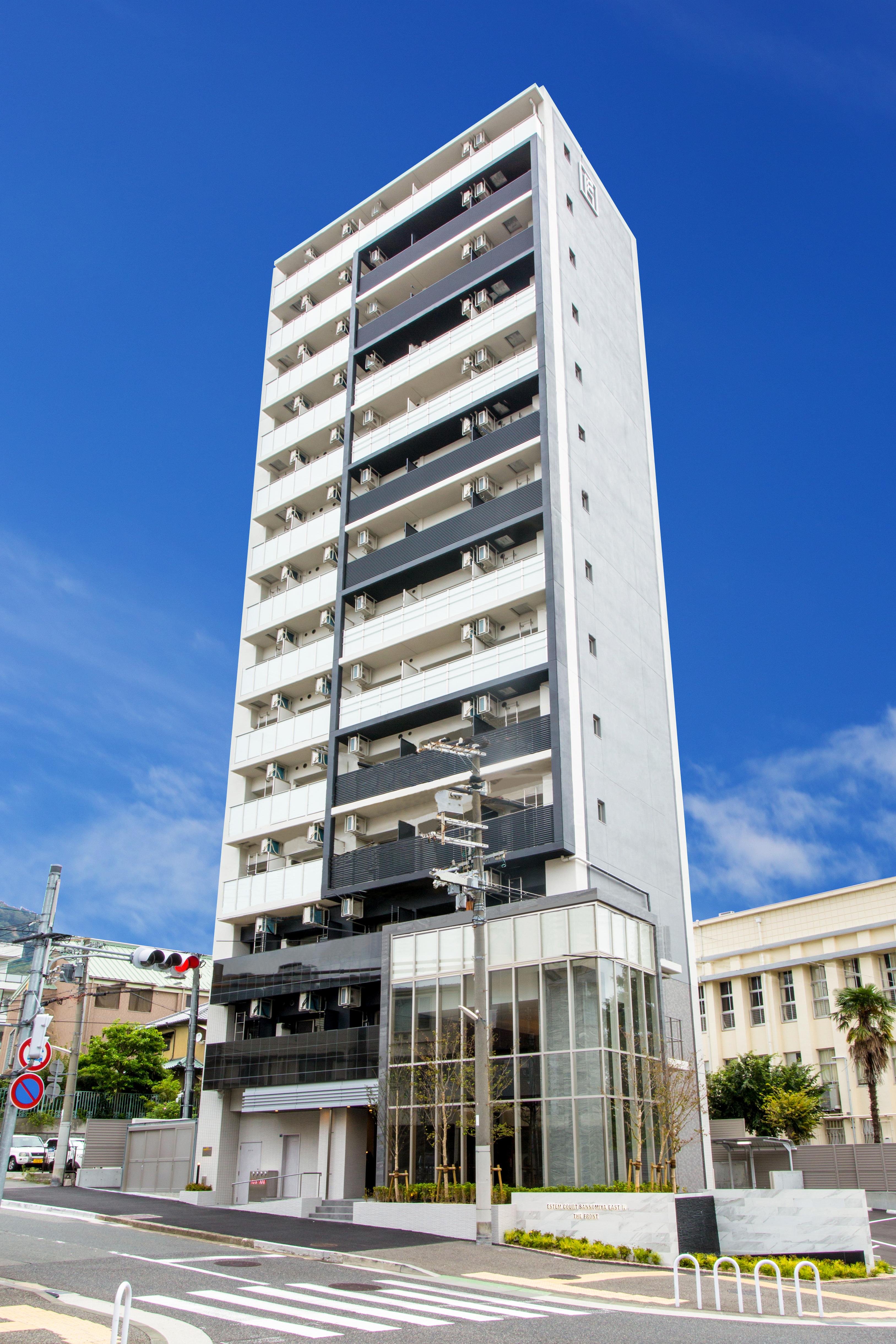 (仮称)エステムコート神戸市中央区宮本通7丁目新築工事